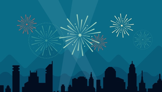 Selamat Tahun Baru 2014